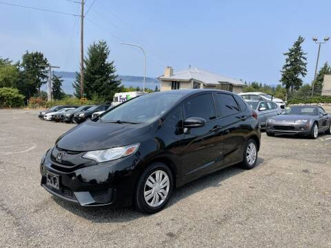 2016 Honda Fit for sale at KARMA AUTO SALES in Federal Way WA