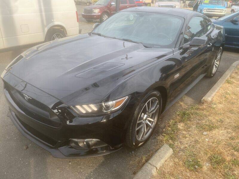 2016 Ford Mustang for sale at MILLENNIUM MOTORS INC in Monroe WA