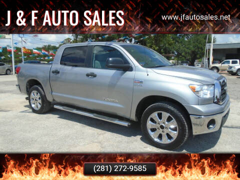 2007 Toyota Tundra for sale at J & F AUTO SALES in Houston TX