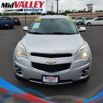 2010 Chevrolet Equinox for sale at Mid Valley Motors in La Feria TX