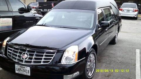 2008 Cadillac DTS Pro for sale at LAND & SEA BROKERS INC in Deerfield FL