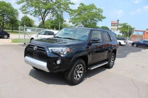 2020 Toyota 4Runner for sale at Road Runner Auto Sales WAYNE in Wayne MI