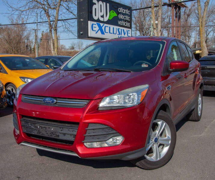 2014 Ford Escape for sale at EXCLUSIVE MOTORS in Virginia Beach VA