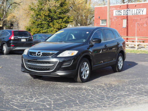 2012 Mazda CX-9 for sale at Tom Roush Budget Westfield in Westfield IN