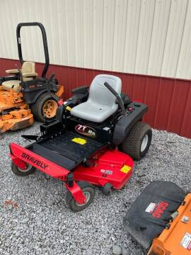 """Gravley ZTXL48""""W/300Hrs for sale at Ben's Lawn Service and Trailer Sales in Benton IL"""