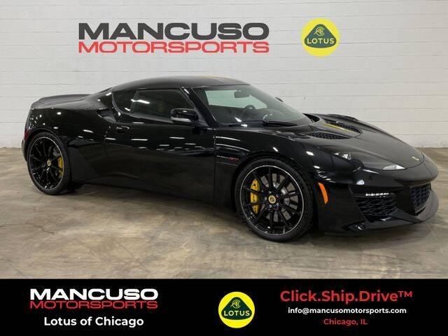 2020 Lotus Evora for sale at Mancuso Motorsports in Glenview IL