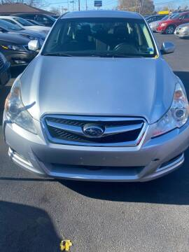 2012 Subaru Legacy for sale at Right Choice Automotive in Rochester NY