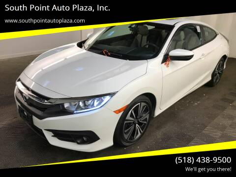2016 Honda Civic for sale at South Point Auto Plaza, Inc. in Albany NY