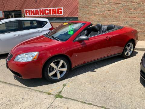 2007 Pontiac G6 for sale at Cars To Go in Lafayette IN
