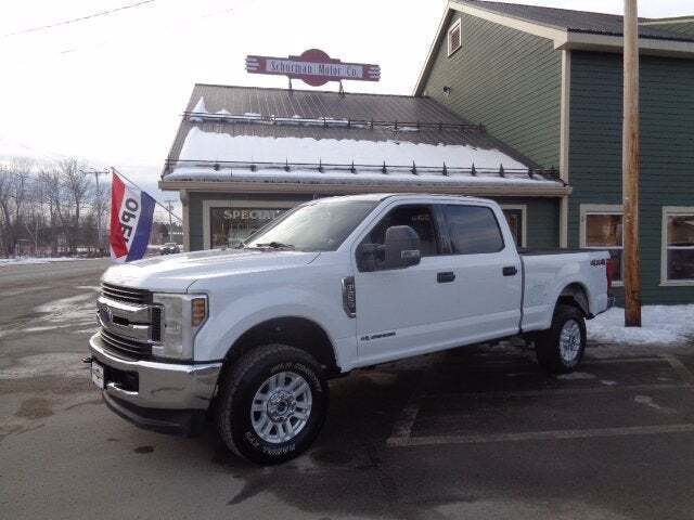 2019 Ford F-250 Super Duty for sale at SCHURMAN MOTOR COMPANY in Lancaster NH