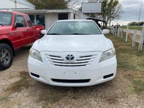 2007 Toyota Camry for sale at Car Solutions llc in Augusta KS