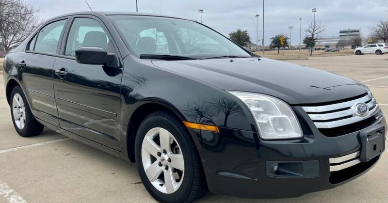2009 Ford Fusion for sale at Driveline Auto Solution, LLC in Wylie TX