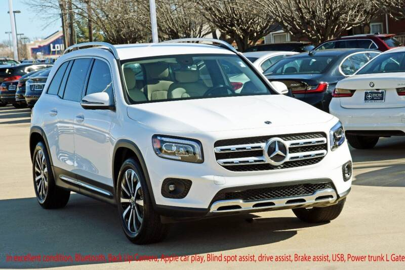 2020 Mercedes-Benz GLB for sale at Silver Star Motorcars in Dallas TX