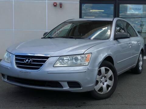 2010 Hyundai Sonata for sale at MAGIC AUTO SALES in Little Ferry NJ