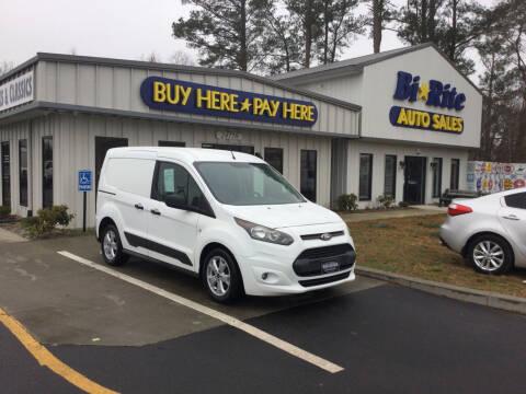 2014 Ford Transit Connect Cargo for sale at Bi Rite Auto Sales in Seaford DE