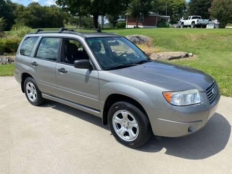 2006 Subaru Forester for sale at HIGHWAY 12 MOTORSPORTS in Nashville TN