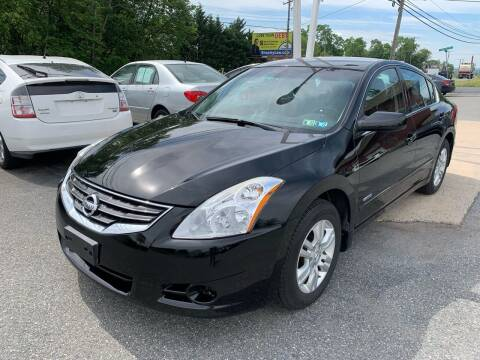 2011 Nissan Altima Hybrid for sale at Sam's Auto in Akron PA