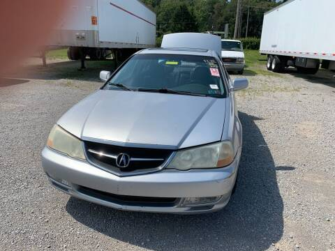 2002 Acura TL for sale at Stan's Auto Sales Inc in New Castle PA