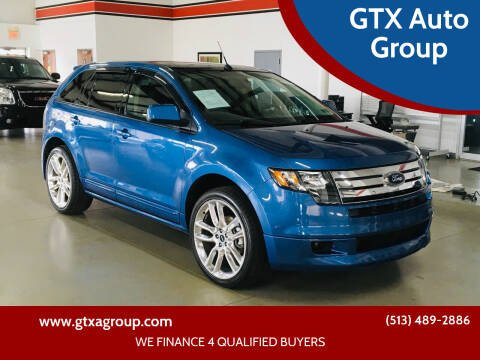 2010 Ford Edge for sale at GTX Auto Group in West Chester OH