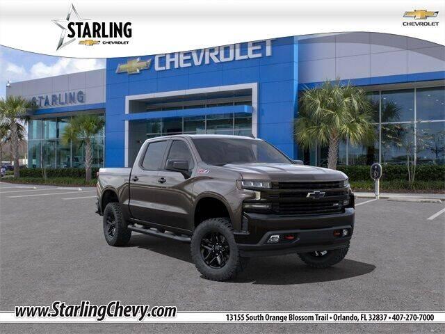 2021 Chevrolet Silverado 1500 for sale at Pedro @ Starling Chevrolet in Orlando FL