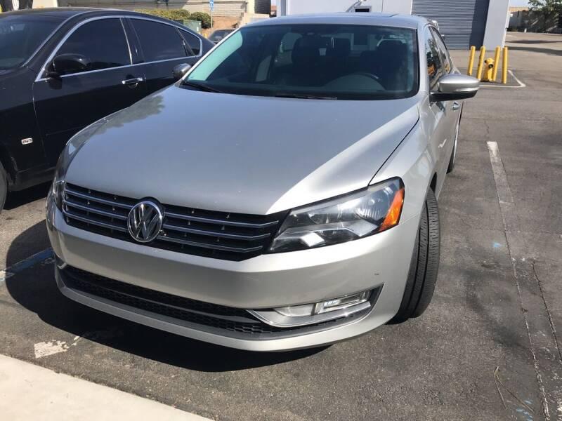 2014 Volkswagen Passat for sale at Cars4U in Escondido CA