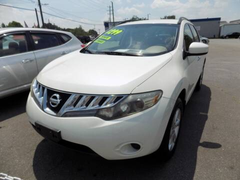 2009 Nissan Murano for sale at Pro-Motion Motor Co in Lincolnton NC