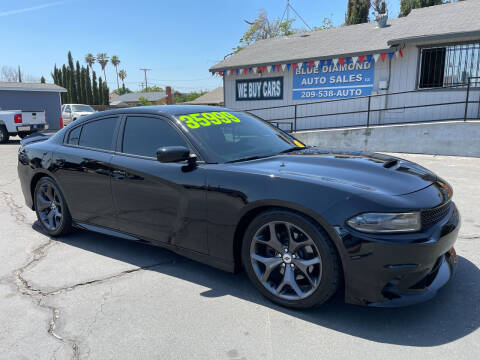 2019 Dodge Charger for sale at Blue Diamond Auto Sales in Ceres CA