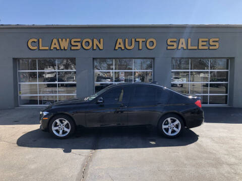 2013 BMW 3 Series for sale at Clawson Auto Sales in Clawson MI
