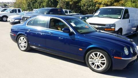 2005 Jaguar S-Type for sale at Dubik Motor Company in San Antonio TX