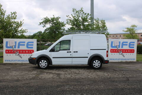 2013 Ford Transit Connect for sale at LIFE AFFORDABLE AUTO SALES in Columbus OH