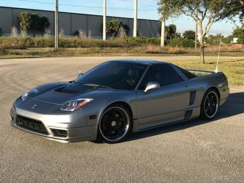 2004 Acura NSX for sale at NJ Enterprises in Indianapolis IN