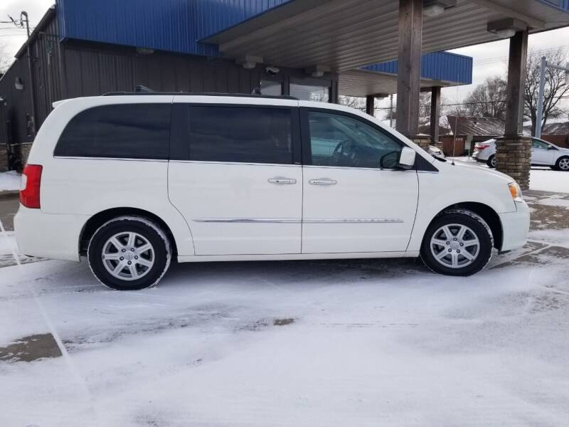 2012 Chrysler Town and Country for sale at Clairemont Motors in Eau Claire WI