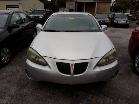 2004 Pontiac Grand Prix for sale at GALANTE AUTO SALES LLC in Aston PA