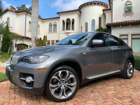 2011 BMW X6 for sale at Mirabella Motors in Tampa FL