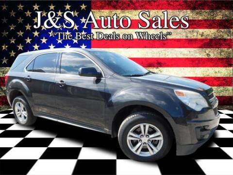2014 Chevrolet Equinox for sale at J & S Auto Sales in Clarksville TN