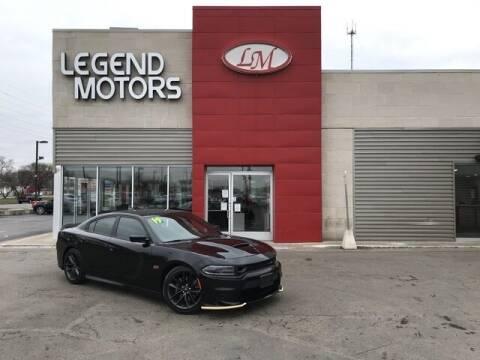 2019 Dodge Charger for sale at Legend Motors of Waterford - Legend Motors of Ferndale in Ferndale MI