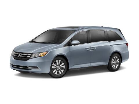 2016 Honda Odyssey for sale at BASNEY HONDA in Mishawaka IN