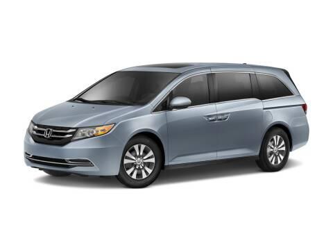 2017 Honda Odyssey for sale at BASNEY HONDA in Mishawaka IN