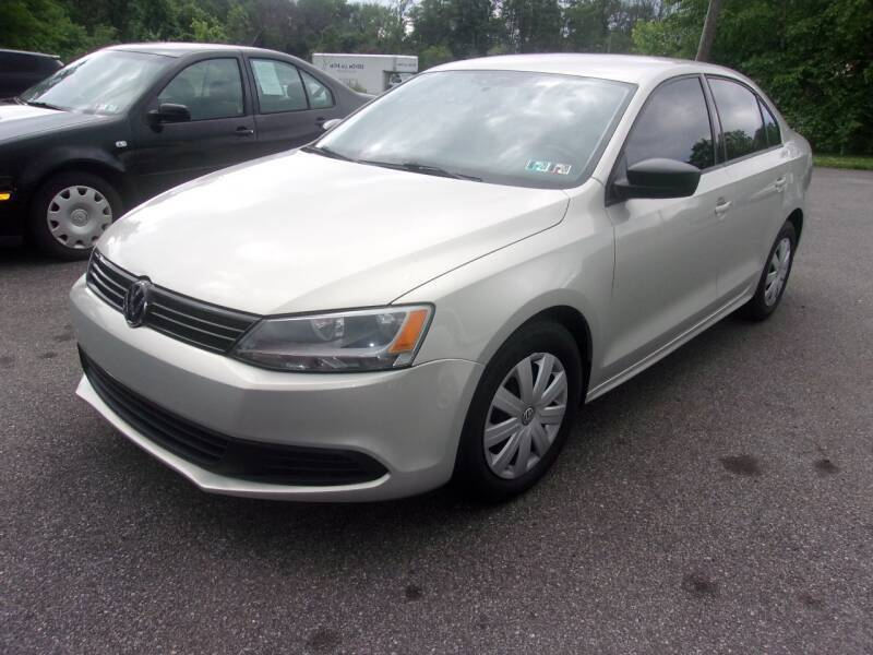 2011 Volkswagen Jetta for sale at ULRICH SALES & SVC in Mohnton PA