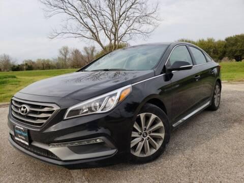 2017 Hyundai Sonata for sale at Laguna Niguel in Rosenberg TX