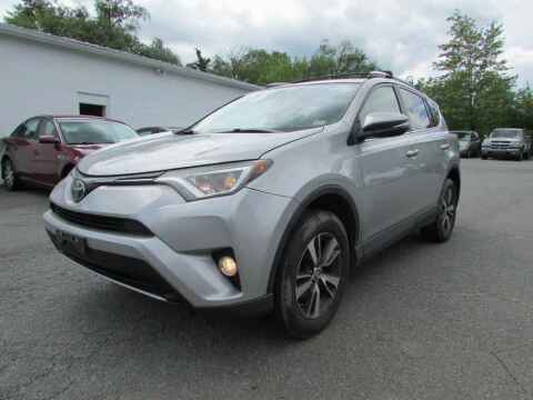 2017 Toyota RAV4 for sale at Purcellville Motors in Purcellville VA
