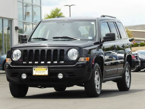 2011 Jeep Patriot for sale at Loudoun Used Cars - LOUDOUN MOTOR CARS in Chantilly VA