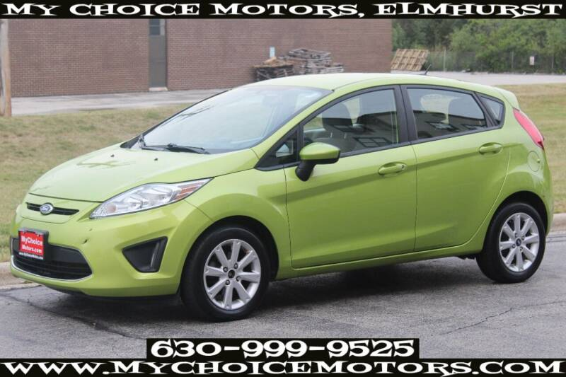 2011 Ford Fiesta for sale at Your Choice Autos - My Choice Motors in Elmhurst IL