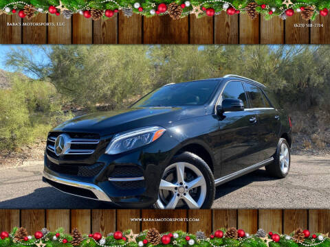 2016 Mercedes-Benz GLE for sale at Baba's Motorsports, LLC in Phoenix AZ