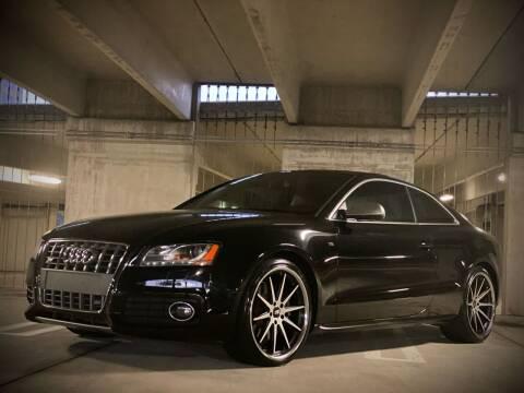 2010 Audi S5 for sale at FALCON AUTO BROKERS LLC in Orlando FL
