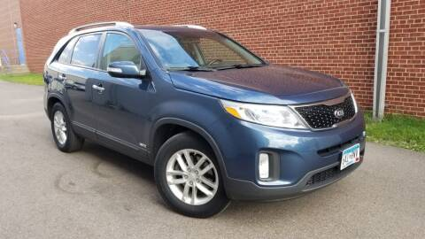 2015 Kia Sorento for sale at Minnesota Auto Sales in Golden Valley MN