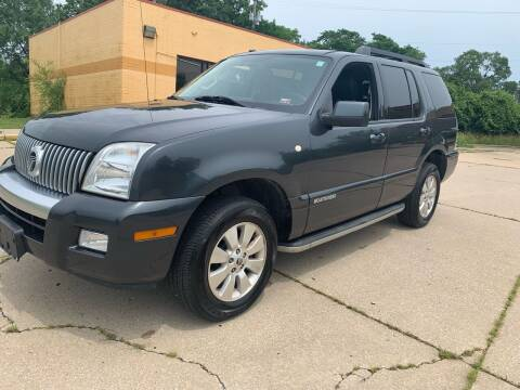 2010 Mercury Mountaineer for sale at Xtreme Auto Mart LLC in Kansas City MO