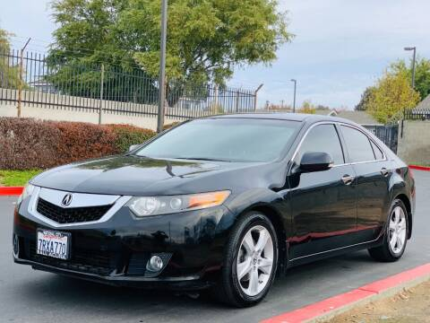 2009 Acura TSX for sale at United Star Motors in Sacramento CA