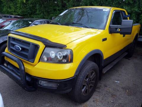 2004 Ford F-150 for sale at Glory Auto Sales LTD in Reynoldsburg OH