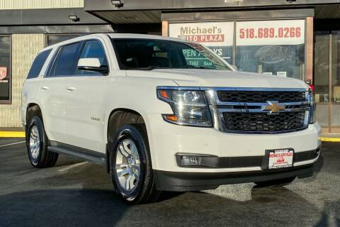 2016 Chevrolet Tahoe for sale at Michaels Auto Plaza in East Greenbush NY